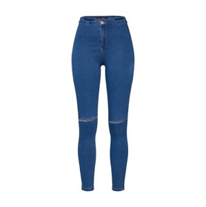Missguided Jeggings  kék farmer