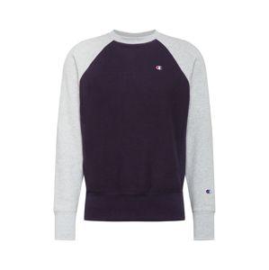 Champion Reverse Weave Tréning póló  szürke / kék
