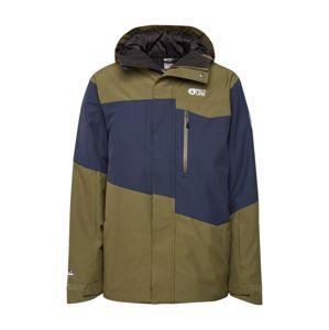 Picture Organic Clothing Kültéri kabátok  khaki / sötétkék