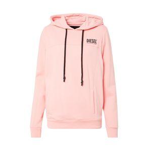 DIESEL Sweatshirt 'VICTORIAL'  rózsaszín