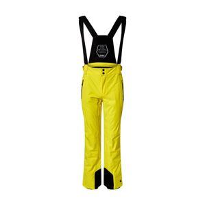 KILLTEC Sportnadrágok 'Enosh'  sárga / fekete