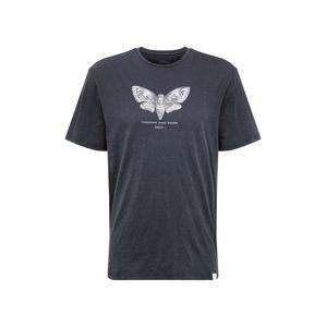 Only & Sons Póló 'Brett'  szürke melír / fekete melír / világosszürke