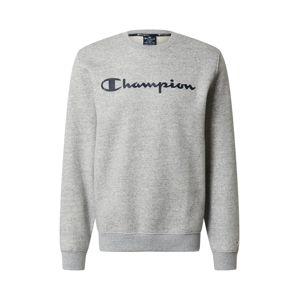 Champion Authentic Athletic Apparel Tréning póló  szürke / éjkék