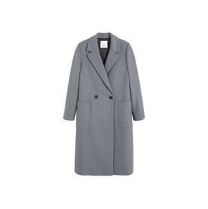MANGO Átmeneti kabátok 'Timver'  szürke