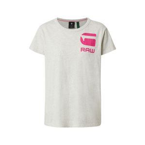 G-Star RAW Póló 'Gyre dialw'  bézs / rózsaszín