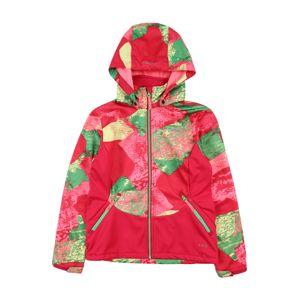 ICEPEAK Funkcionális dzseki 'Ladora'  rózsaszín / zöld / rózsaszín
