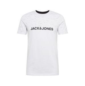 JACK & JONES Póló 'FRANK'  fehér