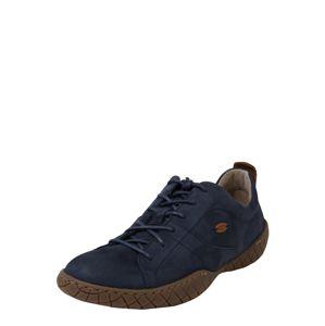 CAMEL ACTIVE Rövid szárú edzőcipők 'Inspiration'  kék farmer / barna