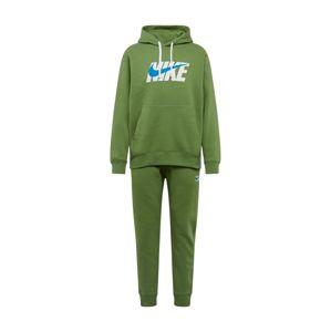 Nike Sportswear Házi ruha  fehér / kék / gránátalma