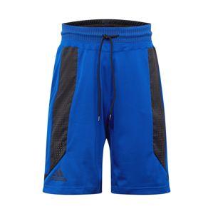 ADIDAS PERFORMANCE Sportnadrágok 'C365 Short'  kék / fekete