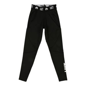 HIIT Sportnadrágok  fekete / fehér