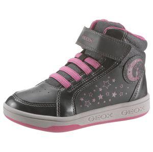 GEOX Kids Sportcipő 'MALTIN'  rózsaszín / sötétszürke