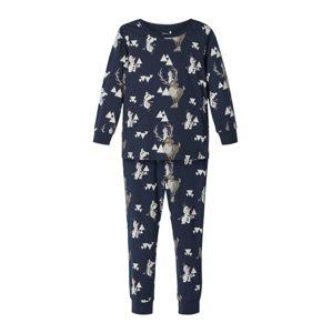 NAME IT Ruhák alváshoz 'Disney Olaf'  sötétkék / vegyes színek