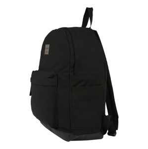 JACK & JONES Hátizsák 'CANVAS BACKPACK'  fekete