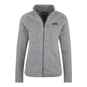 PATAGONIA Sport szabadidős dzsekik 'W's Better Sweater Jkt'  szürke melír