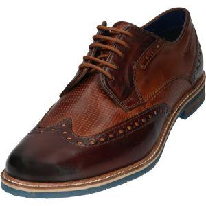 bugatti Fűzős cipő 'Adamo'  barna