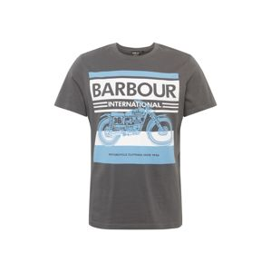 Barbour International Póló  sötétszürke
