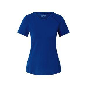 ESPRIT SPORT Funkcionális felső 'edry'  fehér / kék
