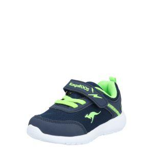 KangaROOS Sportcipő  kék / világoszöld
