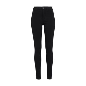 PIECES Jeggings 'HIGHSKIN WEAR'  fekete