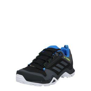 ADIDAS PERFORMANCE Félcipő  kék / bazaltszürke / fekete
