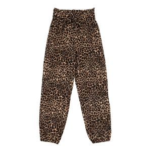 NAME IT Nadrág 'NKFFIONY LOOSE PANT'  fekete / barna