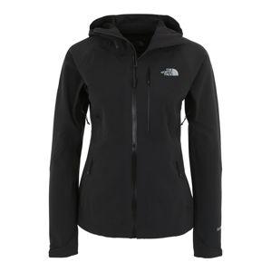 THE NORTH FACE Kültéri kabátok 'Apex Flex GTX 2.0'  fekete / fehér