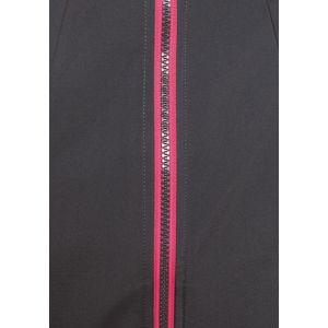 ICEPEAK Kültéri kabátok 'Barbado'  rózsaszín / antracit
