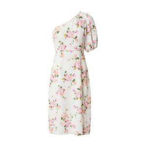 Miss Selfridge (Petite) Ruha  zöld / fehér / rózsaszín / rózsaszín / lazac