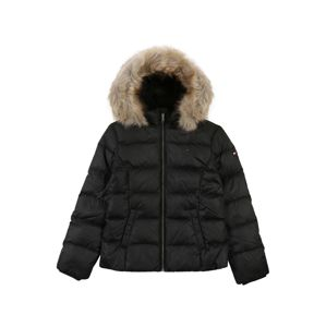 TOMMY HILFIGER Téli dzseki 'ESSENTIAL BASIC DOWN JACKET'  fekete