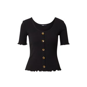 ONLY Shirt 'JUDITH'  fekete