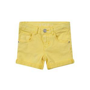 ESPRIT Nadrág 'Bermuda'  sárga