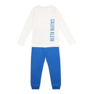 Calvin Klein Underwear Ruhák alváshoz  kék / fehér