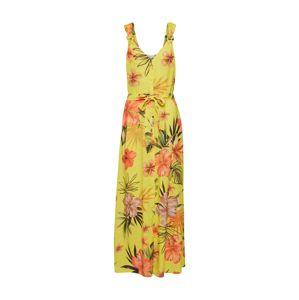Desigual Nyári ruhák 'Corcega'  zöld / sárga / narancs