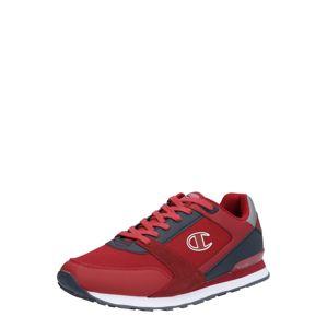 Champion Authentic Athletic Apparel Rövid szárú edzőcipők  burgundi vörös / fehér / tengerészkék / ezüstszürke