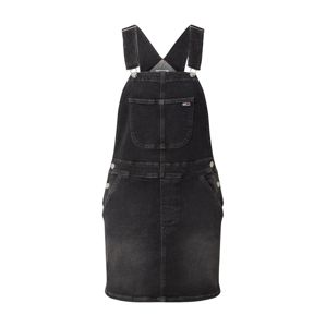Tommy Jeans Ruha 'Classic Dungaree'  fekete farmer