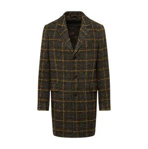 DRYKORN Átmeneti kabátok 'BLACOT'  sárga / fekete