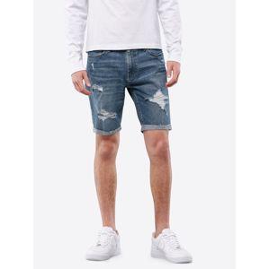 HOLLISTER Shorts  kék farmer