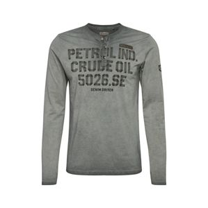 Petrol Industries Shirt  sötétszürke