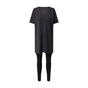 ONLY Házi ruha  fekete