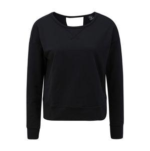 NIKE Sportsweatshirt  fekete