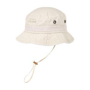DEUS EX MACHINA Kalap 'Fisher Bucket'  világos bézs / fehér
