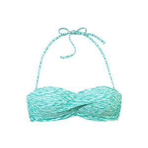 VENICE BEACH Bikini felső  fehér / türkiz