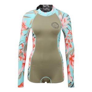 BILLABONG Neoprén ruhák 'spring fever'  rózsaszín / khaki / világoskék