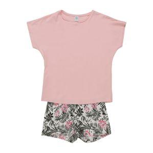 SANETTA Ruhák alváshoz  rózsaszín / bézs