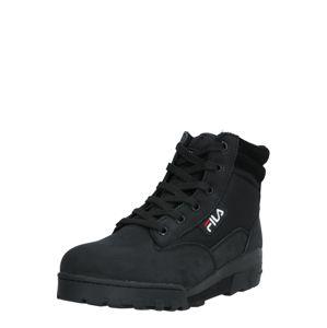 FILA Magas szárú edzőcipők 'Grunge II Mid'  fekete