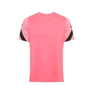 NIKE Funkcionális felső 'Strike'  rózsaszín / fekete