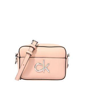 Calvin Klein Kameratáska  rózsaszín