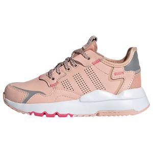 ADIDAS ORIGINALS Sportcipő  fehér / pasztell-rózsaszín / szürke