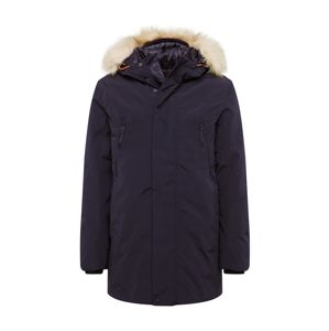 TOM TAILOR Parka 'parka with hood'  fekete